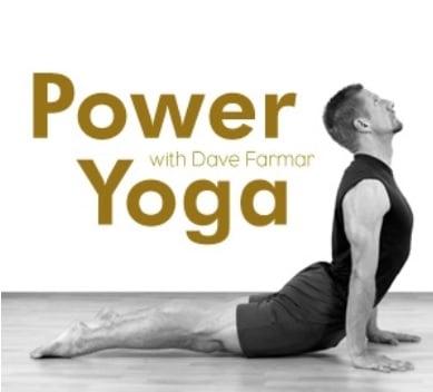 power yoga podcast