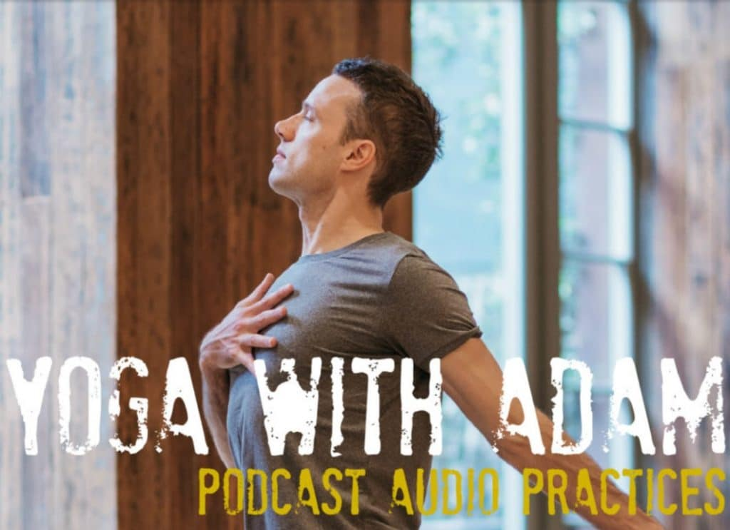 yoga with adam podcast
