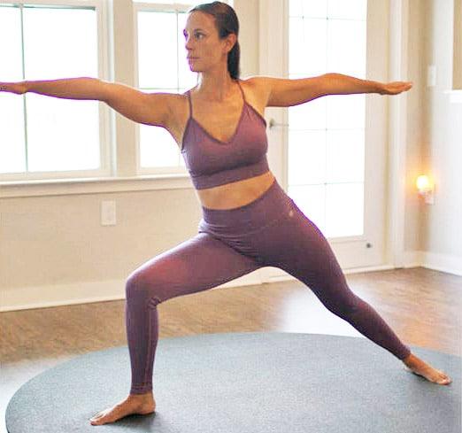 best round yoga mats