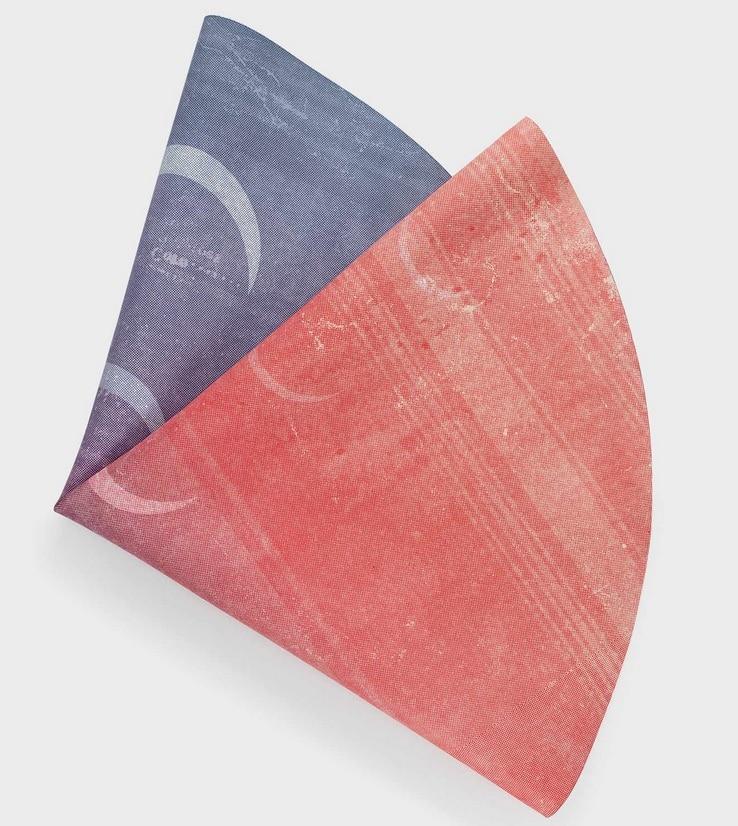 folding round mat