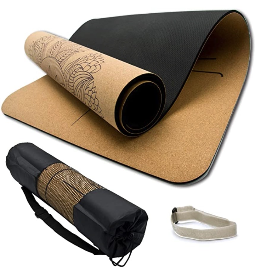 Top Cork Yoga Mat Pick