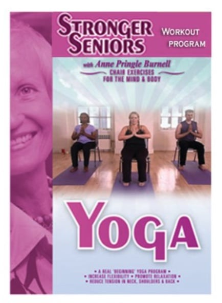 Stronger Seniors Chair Yoga Review