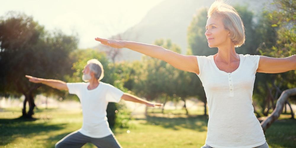 Yoga for Seniors DVD