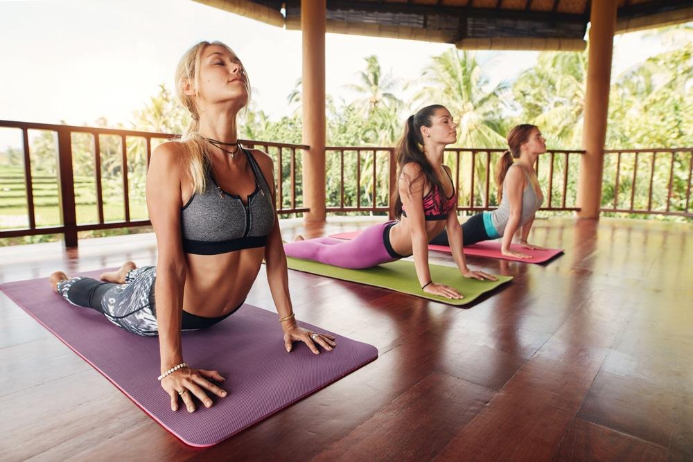 Yoga Mats that Don't Slip